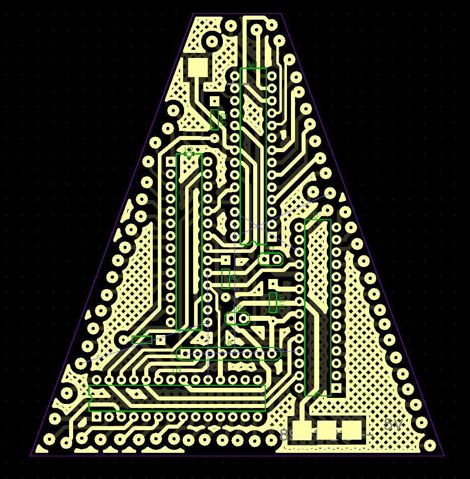 Home Circuit-board Etching Tutorial