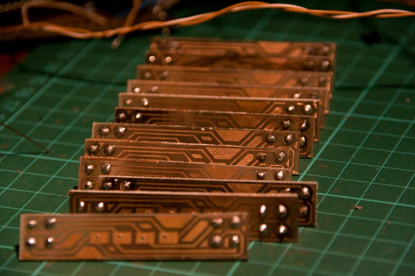 Home Circuitboard Etching Tutorial